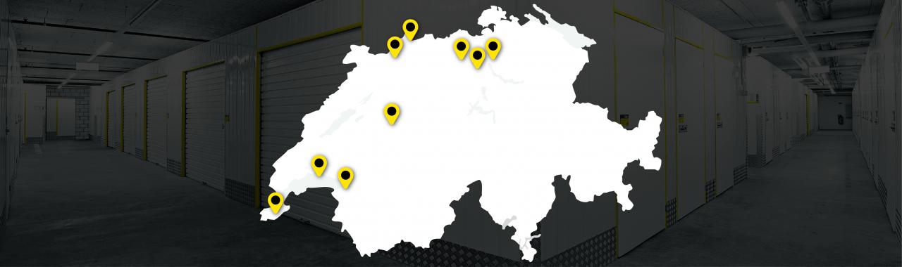 Privater Lagerraum in Basel – Allschwil