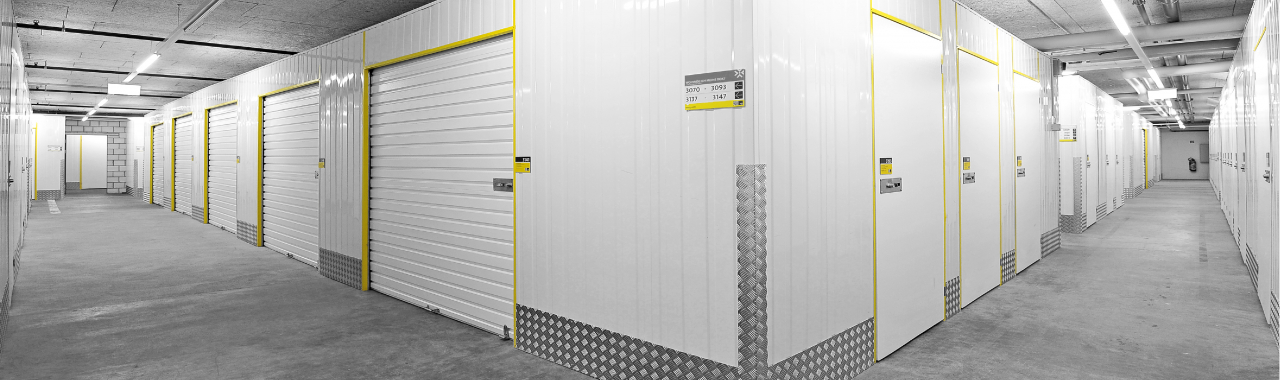 Zebrabox Lagerräume