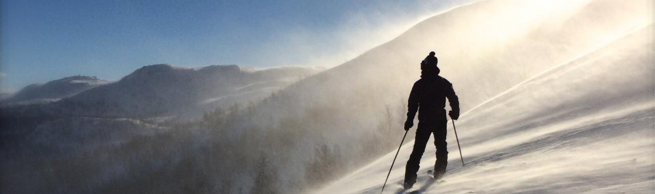 Ranger son matériel de ski