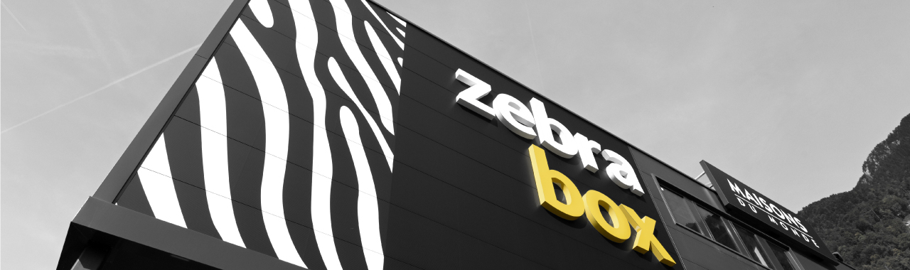 Zebrabox, Schweizer Self-Storage Marktführer