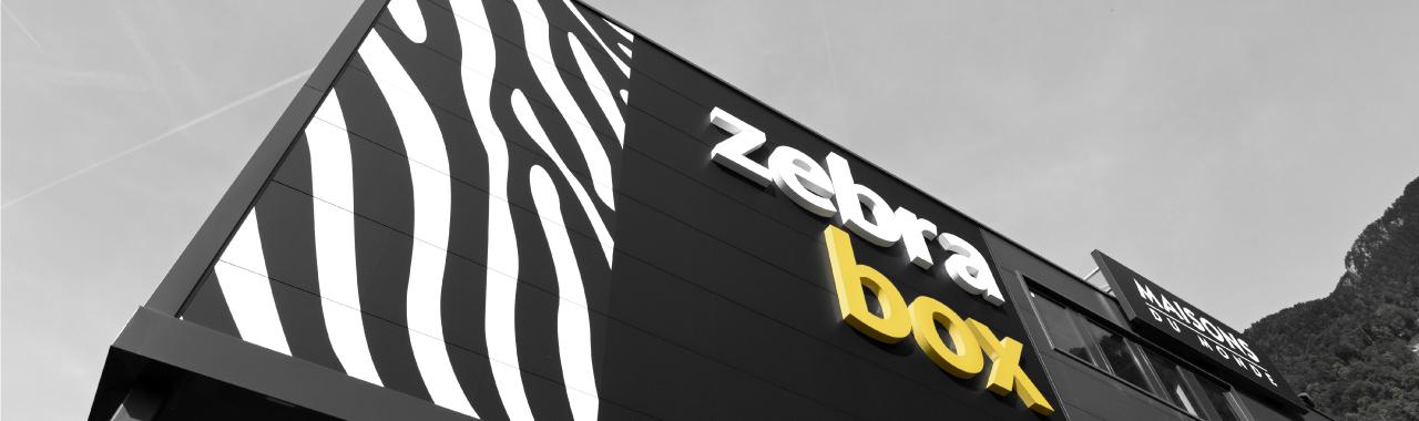 Zebrabox: Mehr als nur Lagern
