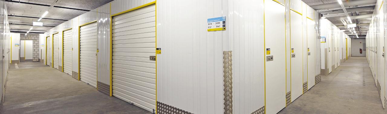 Storage units Zebrabox Winterthur