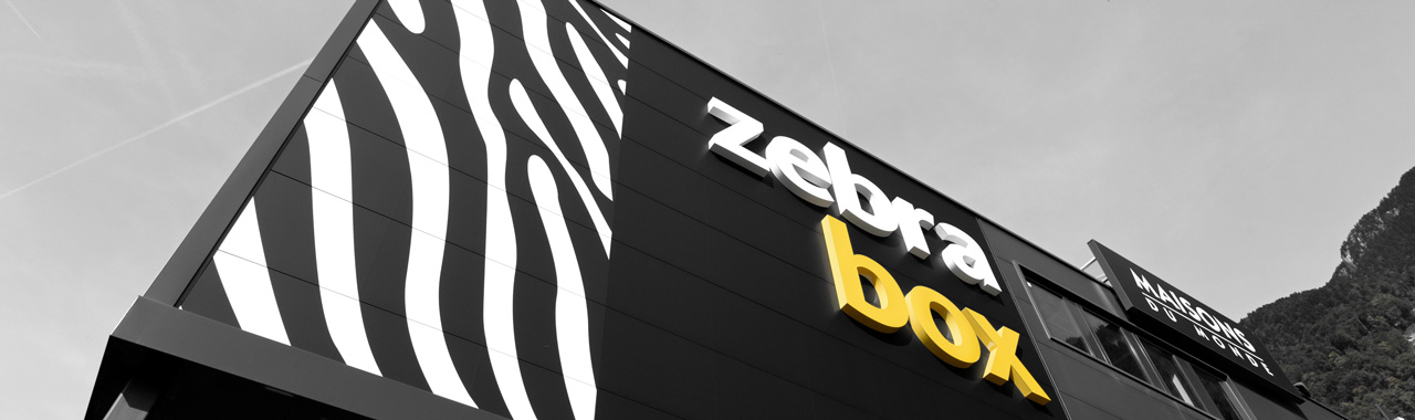 Who are the customers using Zebrabox?