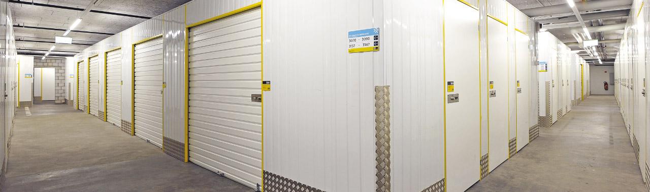 Solution de stockage flexible à Winterthur