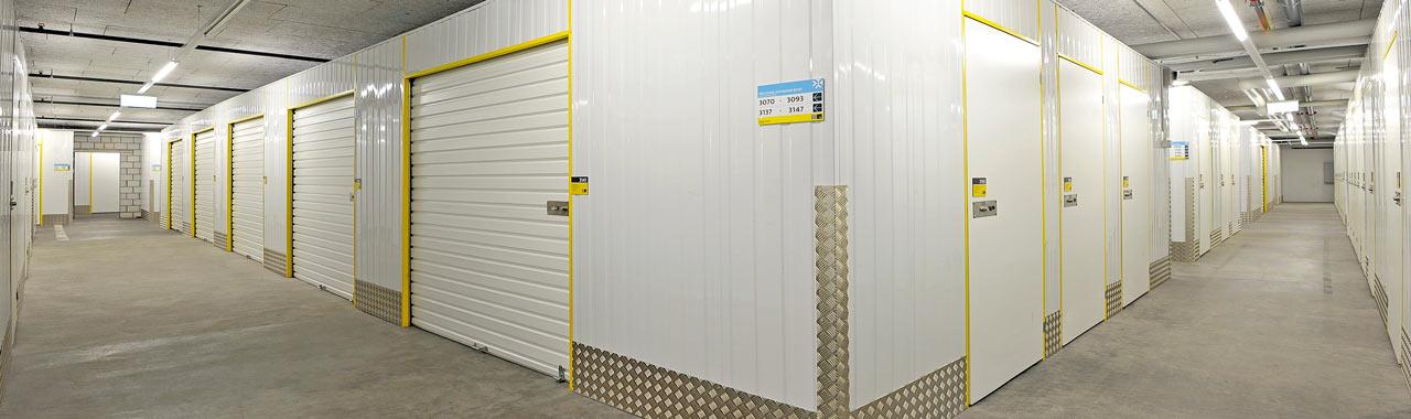 Solution de stockage flexible à Spreitenbach
