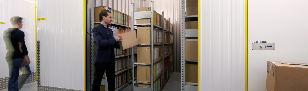 Stockage d'archives