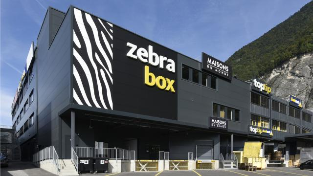 Zebrabox Villeneuve