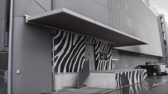 Zebrabox Spreitenbach