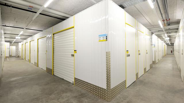 Espaces de stockage de Zebrabox