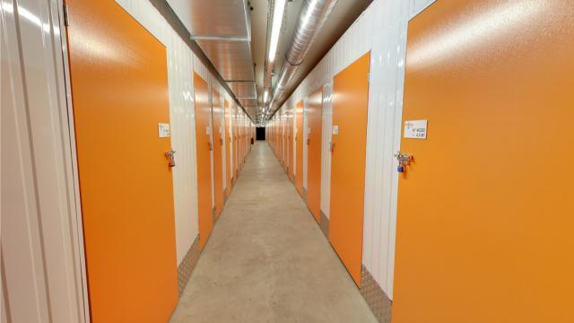 Corridor Flexbox Geneva