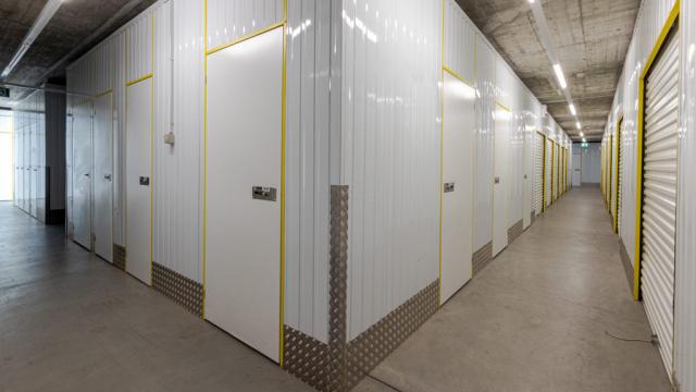 Storage Units Zebrabox Basel