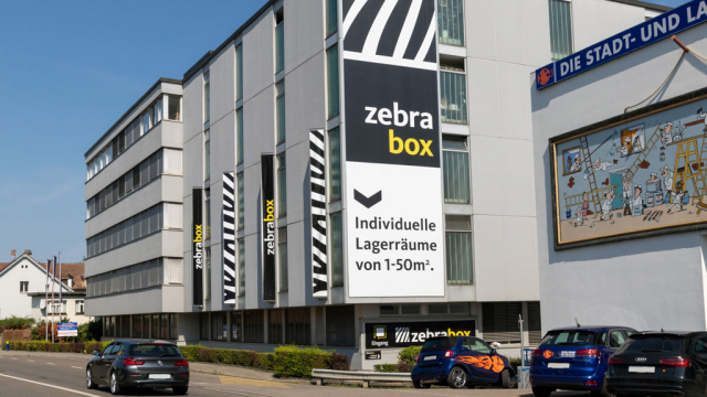 Building Zebrabox Basel