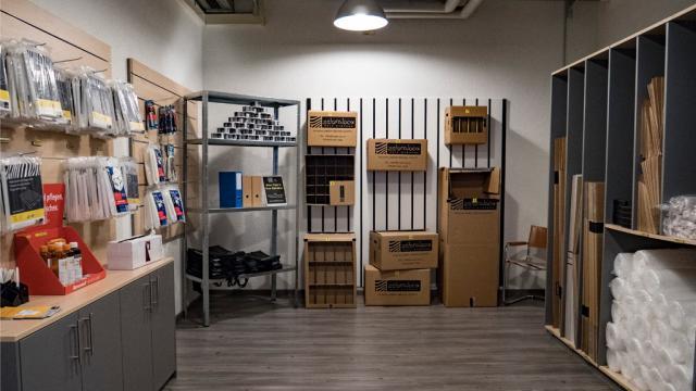 Verpackungsmaterial Shop