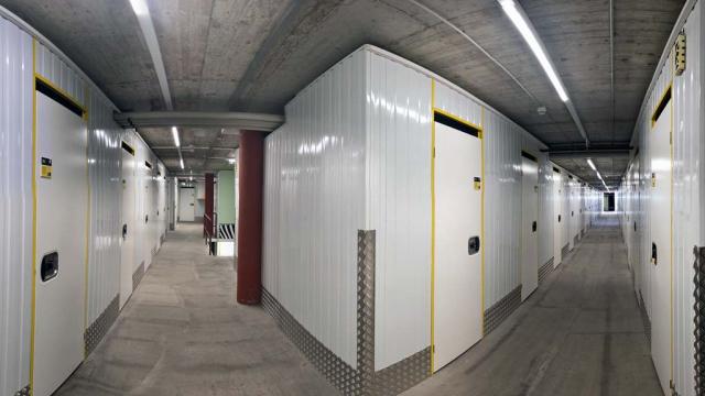 Lagerräume Zebrabox Zurich