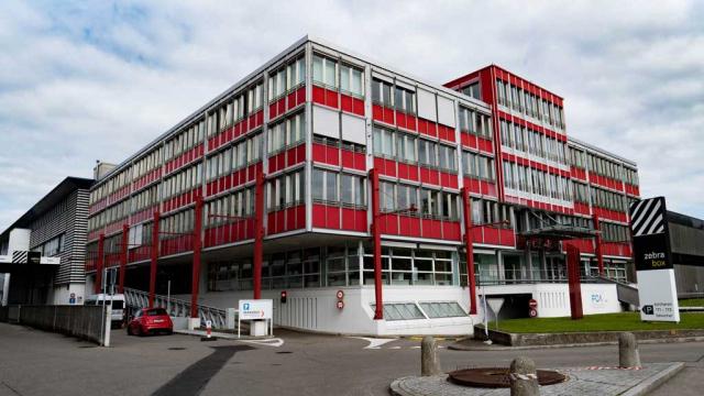Gebäude Zebrabox Schlieren