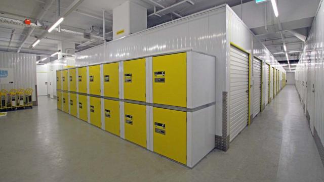 Lagerräume Zebrabox Spreitenbach
