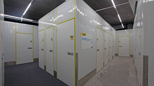 Lagerräume Zebrabox Horgen