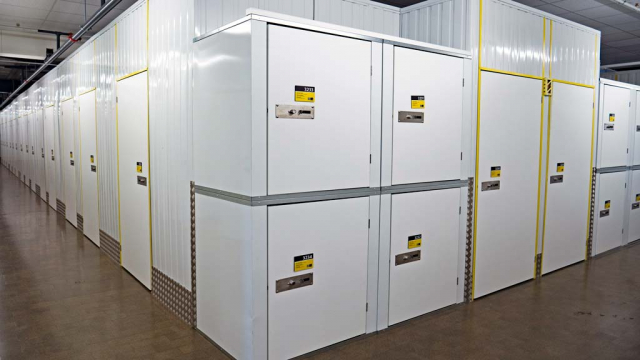 Lagerräume Zebrabox Schlieren