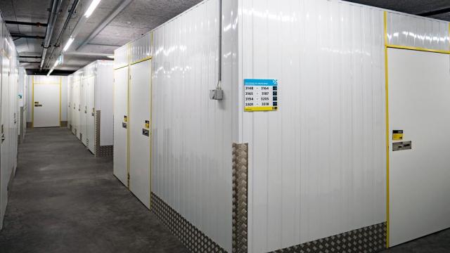 Lagerräume Zebrabox bern