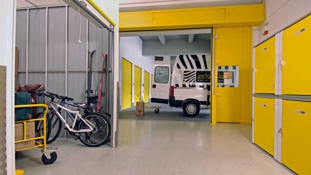 Lagerräume Zebrabox Lausanne